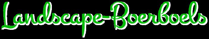 Landscape-Boerboels